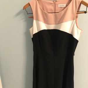 Calvin Klein dress Size 4
